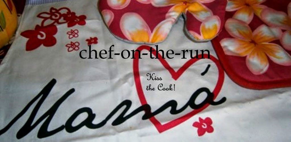 Chef-on-the-run