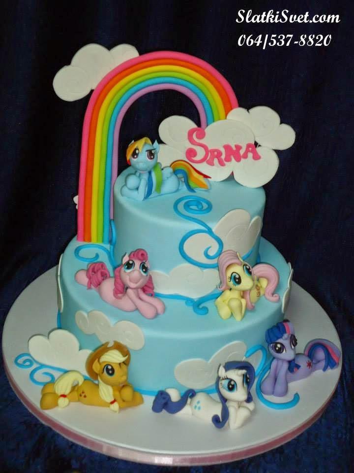 torta poni, torta konjici, torte novi beograd sad