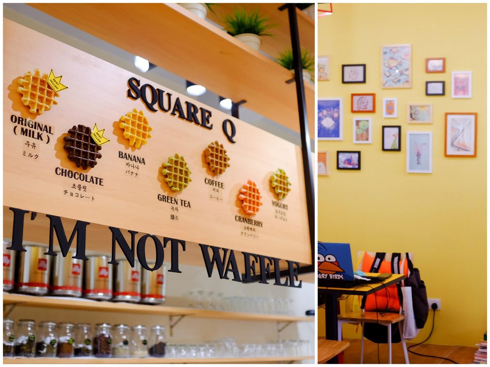 Square Q Cafe @ Solaris Mont Kiara