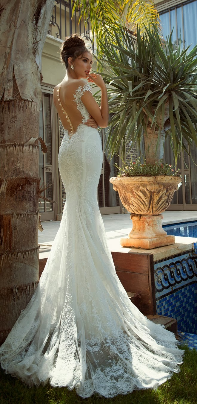Passion For Luxury Galia Lahav The Empress Deck Bridal Collection 2014