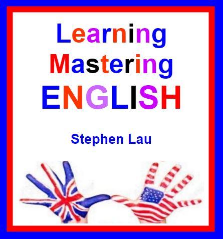 <b>LEARNING MASTERING ENGLISH</b>