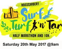 New Half-Marathon & 10k in West Cork...Sat 20th May 2017