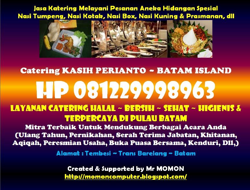 Jasa Catering Diet di Batam, Kepulauan Riau