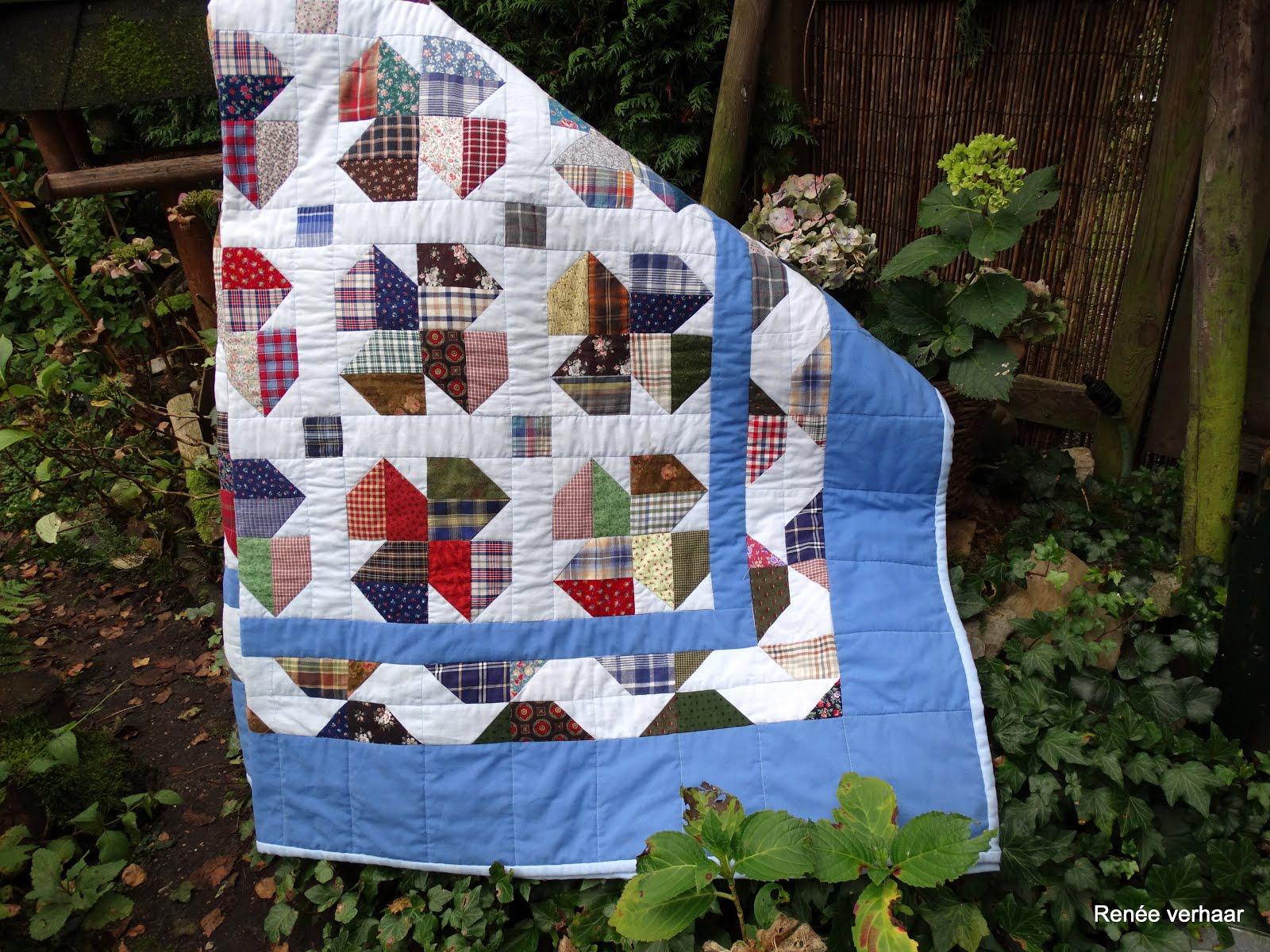 Overhemden quilt