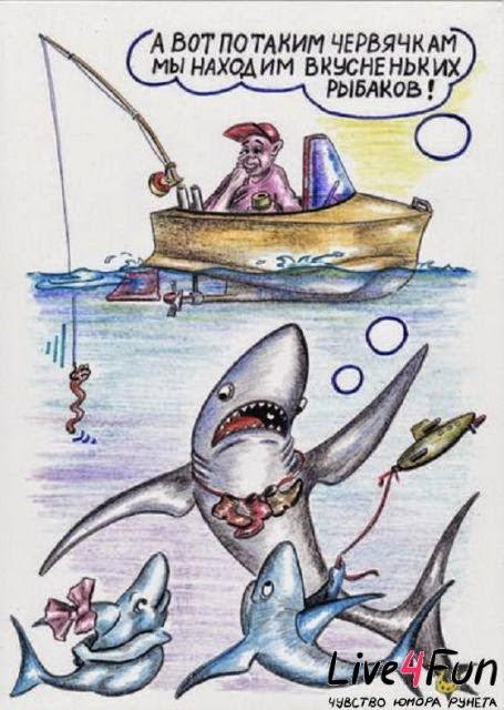 рыбацкие смешные истории
