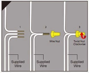 electric work outlet s attach the wires to the new usb electrical outlet