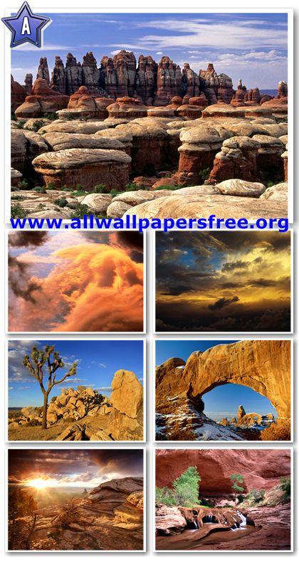 100 Impressive Nature Wallpapers 1600 X 1200 [Set 16]