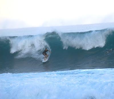 AdrianPhillips, Hawaii