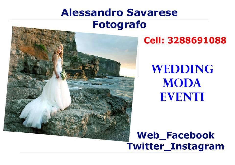 ALESSANDRO SAVARESE FOTOGRAFO