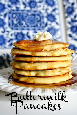 Buttermilk Pancakes from Jordan's Onion