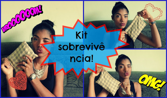 Vídeo: Kit sobrevivência
