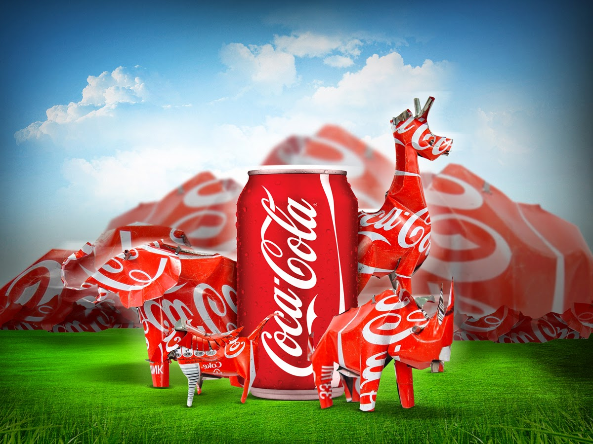 coca-cola canners of southern africa : powerpoint presentation, Modern powerpoint