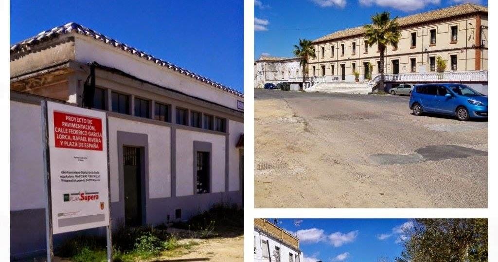 El parte municipal rea de urbanismo el centro multiusos asociativo de villanueva del r o y el - El escondite calle villanueva ...