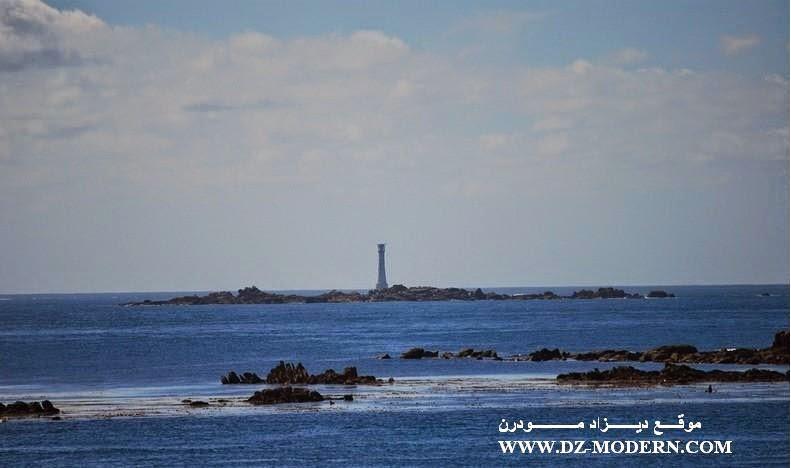 بيشوب روك أصغر جزيرة في العالم