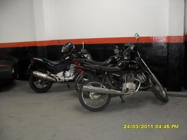 tres motos para melhor atende-los