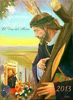 Cartel de la Semana Santa 2.013