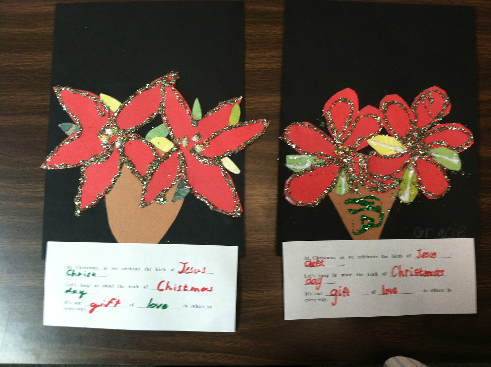 Christmas art lessons for grade 3 kids artistsfall for 3rd grade christmas craft ideas