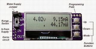 Wattímetro com MSP430