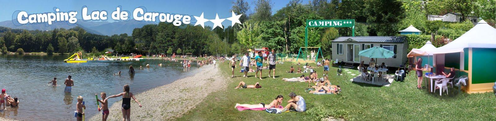 Camping du Lac de Carouge