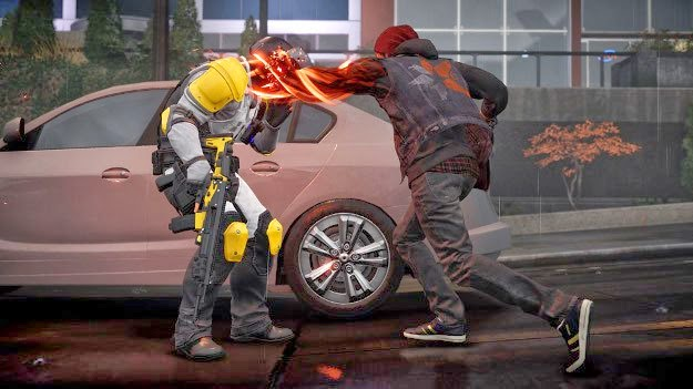 infamous second son download torent pc