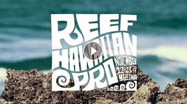 2014 Reef Hawaiian Pro 60