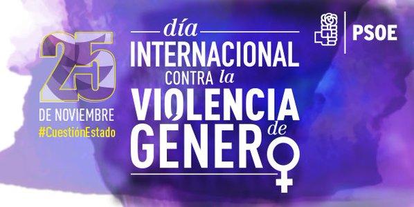 Manifiesto Día contra la Violencia de Género
