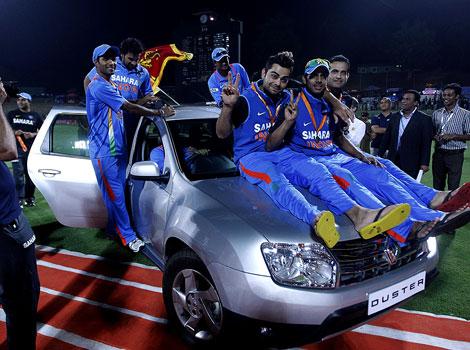 India vs Sri Lanka final ODI
