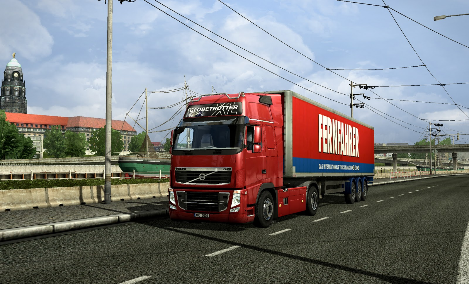 Euro Truck Simulator 2 (Torrent Download)