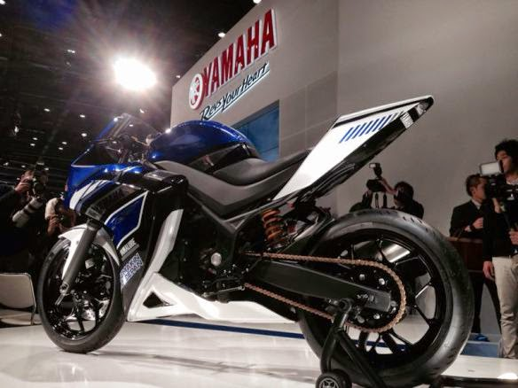 Galeri Foto Yamaha R25
