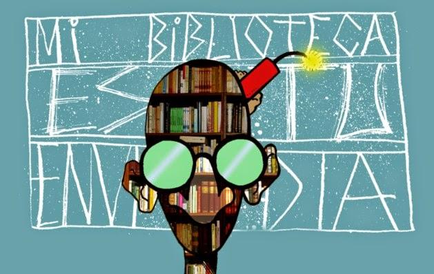 Mi Biblioteca es Tu Envidia
