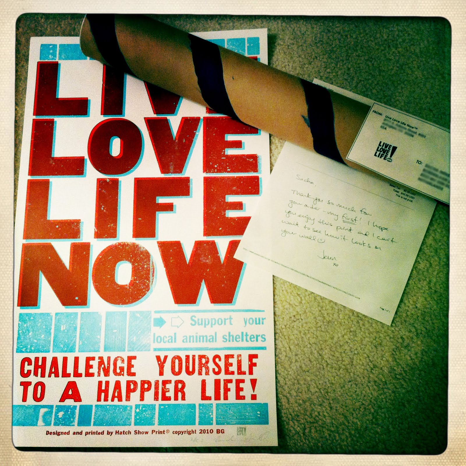 Live Love Life NOW™: September 2011