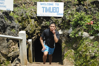 Timubo Cave, Camotes, Cebu
