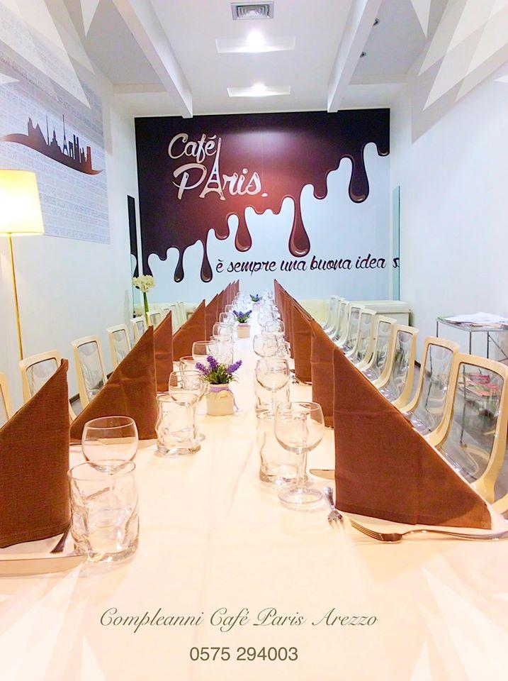 Bistrot Café Paris Arezzo centro