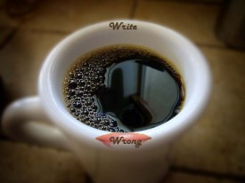 """Write The Wrong"" - #Mornings"