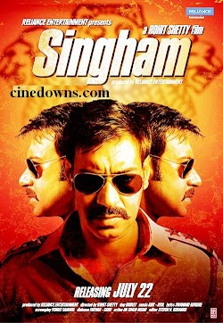 Chàng Cảnh Sát Singham - Singham (2011) Poster