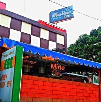hotel di bandung, indonesia