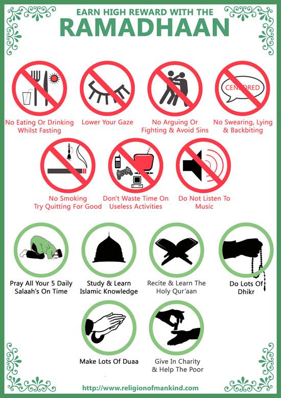 Ramadhan 1436H - 2015