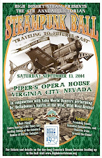 Tickets: 2014 Steampunk Ball