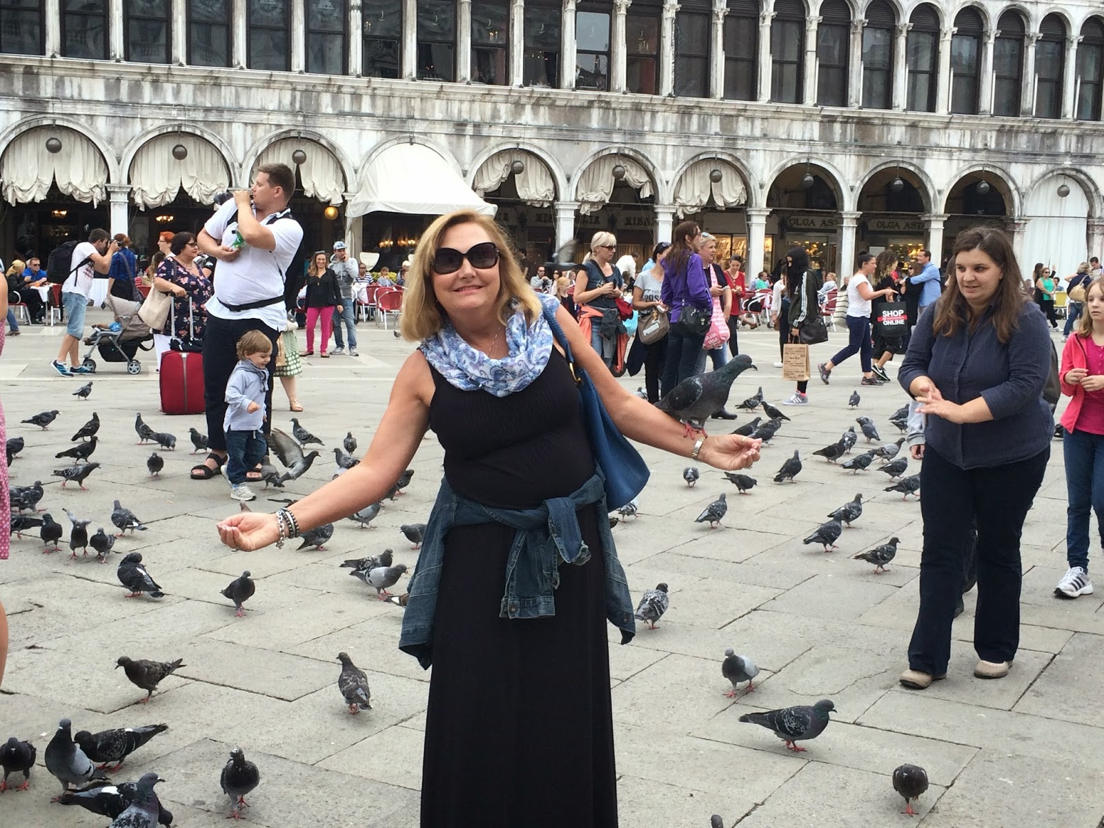 Corinna-B's-World-Goes-To-Venice-St-Marks-Square