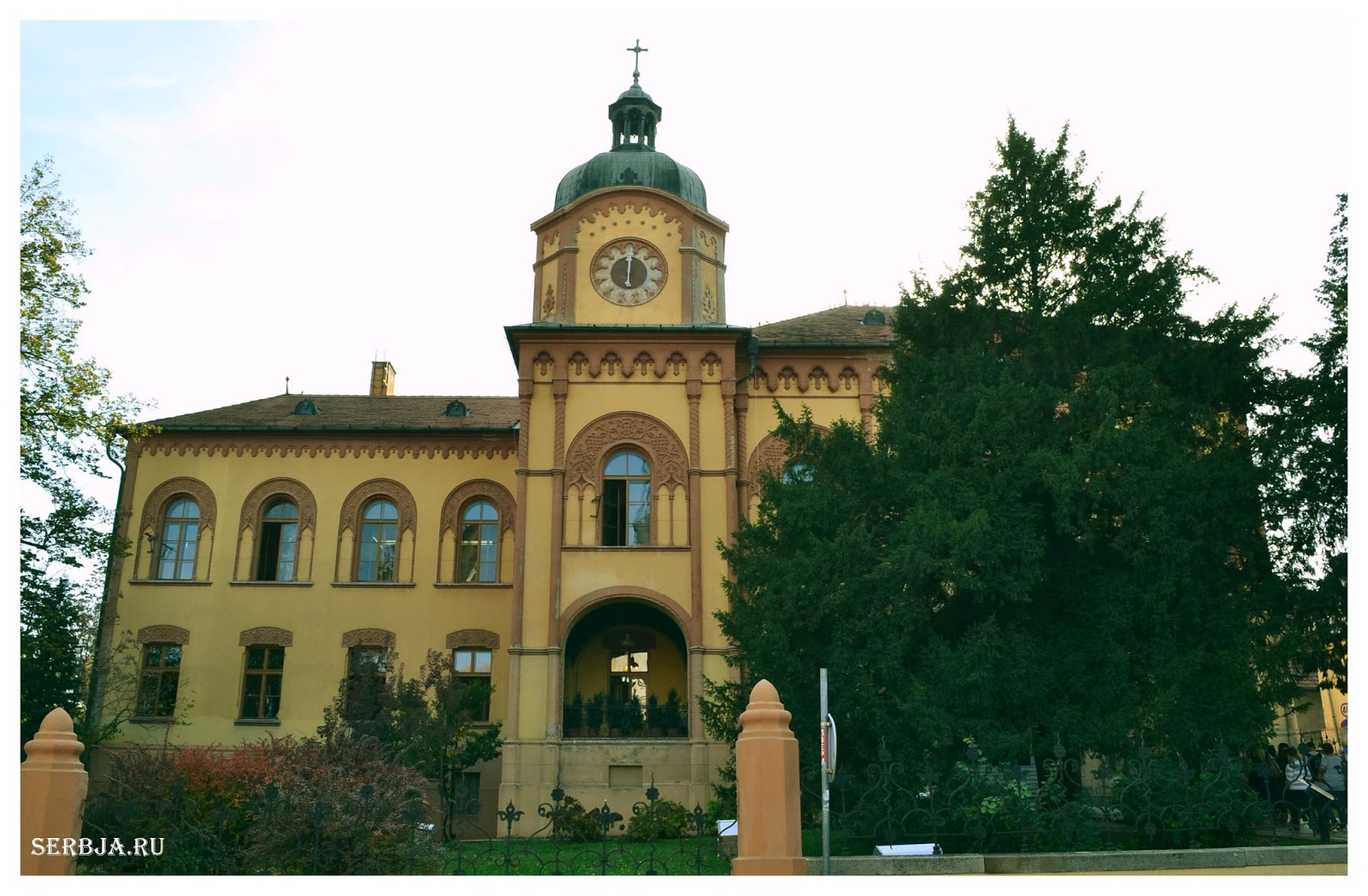 Вина Сербии