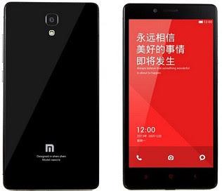 Xiaomi Redmi Note 3G Dual sim dan 4G