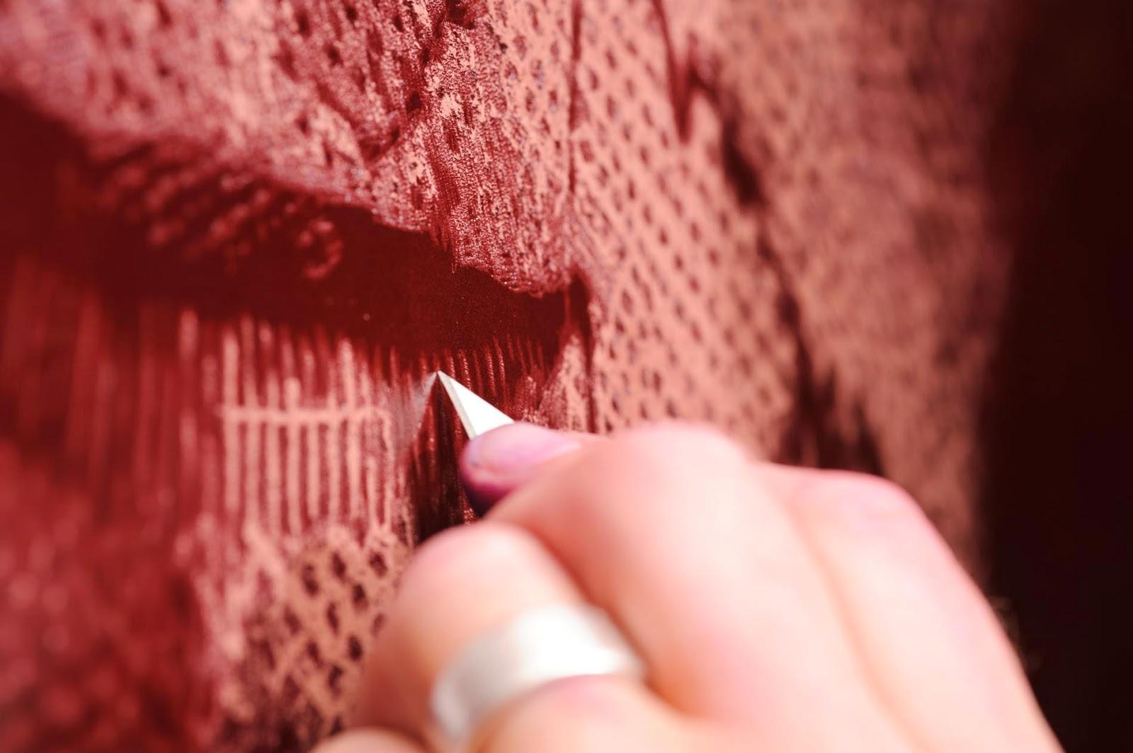 04-Artist-Mark-Evans-Engraved-Leather-Artwork-www-designstack-co
