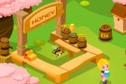 Arı Kovanı Bal Yapma Oyunu
