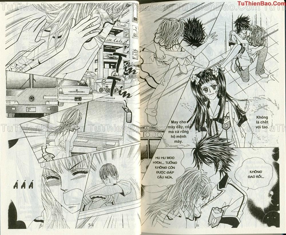 Ma cà rồng hộ mệnh Chapter 10 - Trang 26