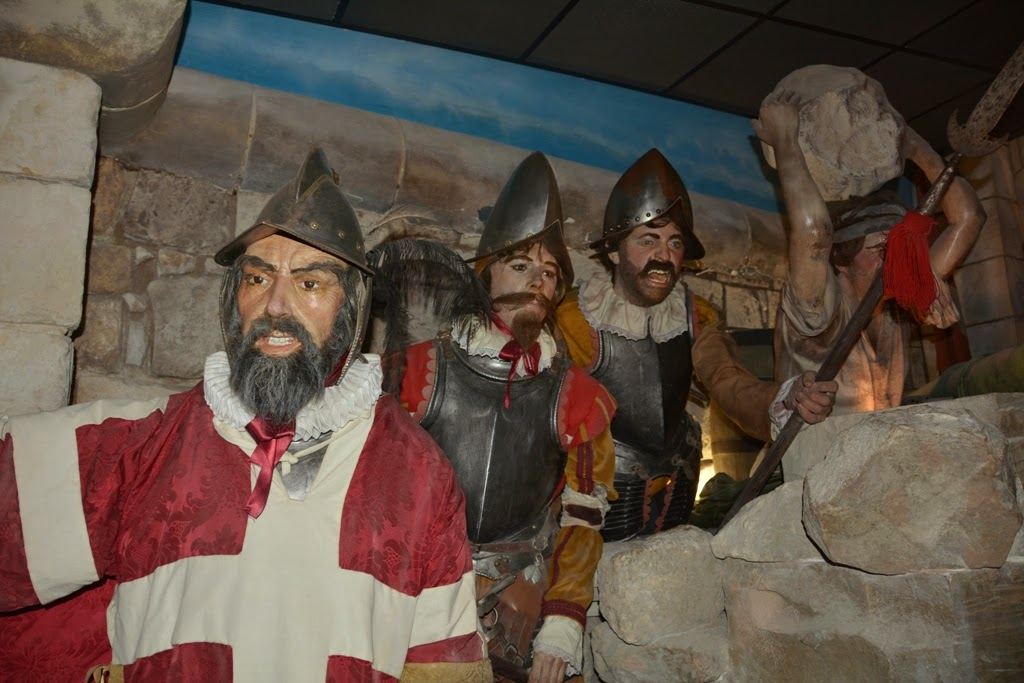 Knights of Malta, Mdina