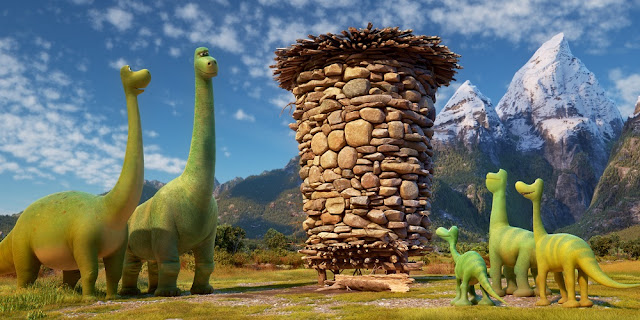 O BOM DINOSSAURO (The Good Dinosaur)