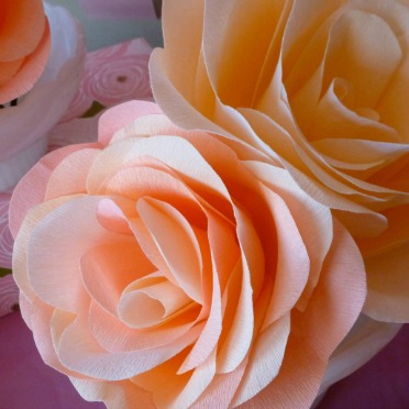 You can make these beautiful roses!