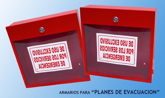 Planes de evacuacion, planos, epis, protección