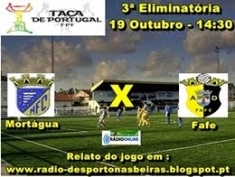 Mortágua vs Fafe