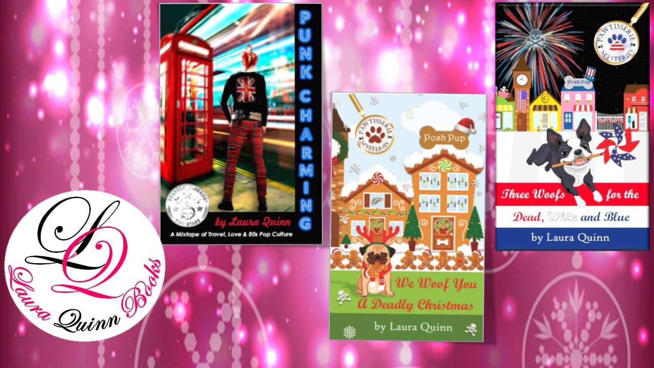 Laura Quinn Books